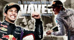 Descubre el Gran Premio de Australia de Fórmula 1 2015