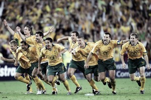 Australia - Uruguay 2005: doce pasos para firmar la historia