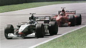 Previa histórica: GP de Austria 1998: el duelo del aspirante contra el campeón