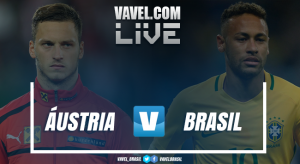 Resultado de Áustria x Brasil por Amistoso Internacional (0-3)