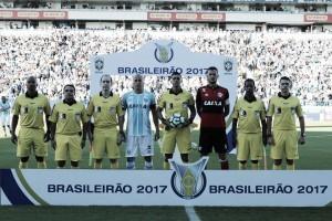 """""""Nada de anormal"""", relata árbitro Paulo Vollkopf após polêmica no jogo entre Avaí e Flamengo"""