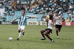 Avaí testa força como mandante diante do pressionado Flamengo