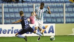 Jogo Londrina x Avaí no Campeonato Brasileiro Série B 2016