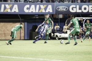 Avaí busca empate nos acréscimos diante do Goiás e mantém disputa aberta na Copa do Brasil