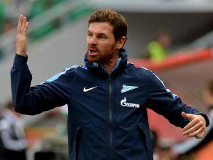 Zenit v Monaco: Old friends AVB and Jardim go head to head