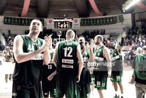 LegaBasket Serie A - Scandone Avellino, tagliando di metà stagione