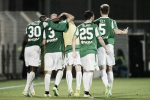 Avellino eroico: in 10 ai supplementari batte lo Spezia in trasferta. Al Picco è 1-2