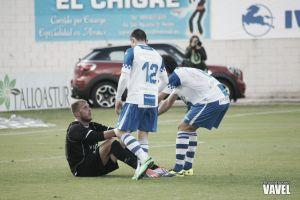 Las Palmas Atlético, Eldense o Cartagena, rival del Real Avilés en el'playout'