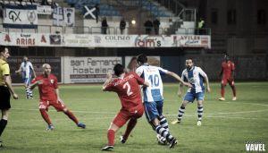 Sociedad Deportiva Compostela - Real Avilés: todo por decidir