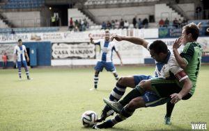 Celta de Vigo B - Real Avilés: sin frenos y a lo loco