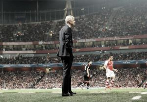 Wenger relieved after UCL qualification