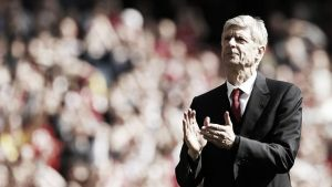 Wenger: Top four a priority