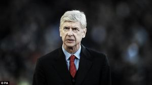 Wenger: Sunday is about form, not history