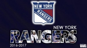 New York Rangers 2016/17