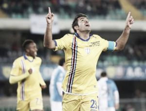 Chievo 1-1 Sampdoria: Honours even in Verona as Inglese nets first Chievo goal