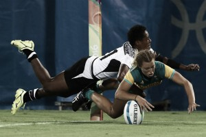 Rio 2016: Favorites get off to flying start in Women's Rugby Sevens
