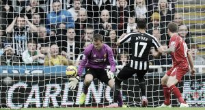 Newcastle United 1-0 Liverpool: Perez condemns Liverpool to fourth League defeat of the season