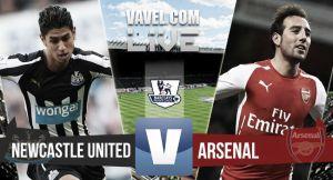 Resultado Newcastle vs Arsenal en vivo (1-2)