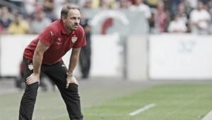 VfB Stuttgart part company with manager Alexander Zorniger