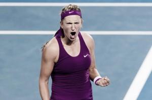 Australian Open 2016, 2° giornata: shock Halep, dominio Azarenka