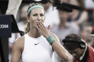 WTA Rogers Cup: Victoria Azarenka zooms past Kristina Mladenovic in 55 minutes