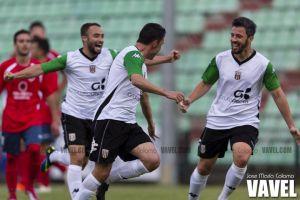Mérida - Plasencia: a un punto del campeonato