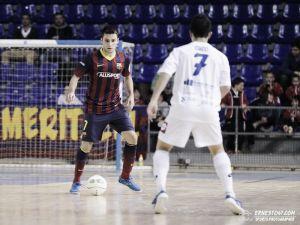 Prone Lugo FS-FC Barcelona: colista contra segundo