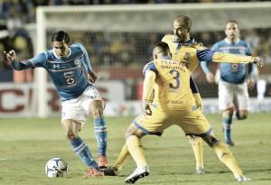 Tigres - Cruz Azul:puntuaciones de Cruz Azul, jornada 17 Liga Bancomer MX