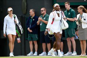 Clamoroso a Wimbledon, Serena Williams eliminata