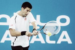 Abu Dhabi: Finale Ferrer - Djokovic