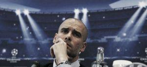 """Pep Guardiola: """"He recibido golpes duros en mi carrera, hoy es uno de ellos"""""""