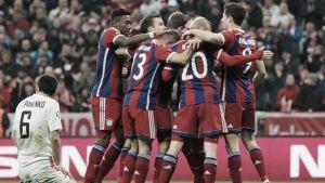 """Il Bayern passeggia sullo Shakhtar. Guardiola: """"Felicissimi per il risultato, non mi aspettavo il 7-0"""""""