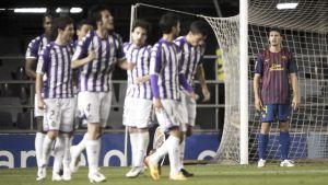 Real Valladolid - Barcelona B: irse de vacaciones enganchado a los primeros puestos