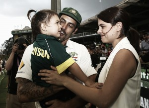 Mitchell Johnson announces retirement from international cricket