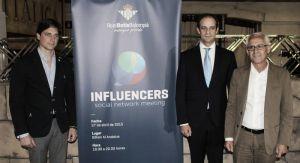 Presentación del encuentro 'Influencers' béticos