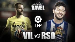 Villarreal - Real Sociedad: final por el cuarto puesto