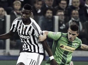 Juventus 0-0 Borussia Mönchengladbach: Juve held by stringent 'Gladbach