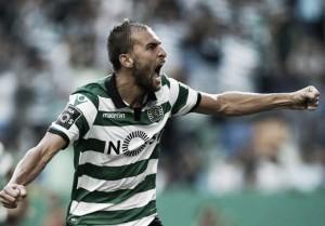 Taça de Portugal: Bas Doost coloca Sporting nos quartos-de-final