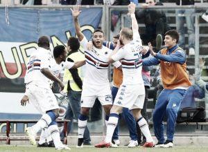 Luis Muriel llegó 'full' a la Sampdoria