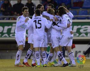 Numancia 1-1 Albacete; puntuaciones del Albacete, jornada 26 de Liga Adelante