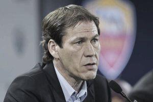 """Roma, Garcia: """"A Verona solo per i 3 punti. Se non si vince è inutile parlare di Scudetto"""""""