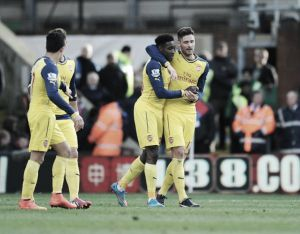 Crystal Palace 1-2 Arsenal: Post Match Comments