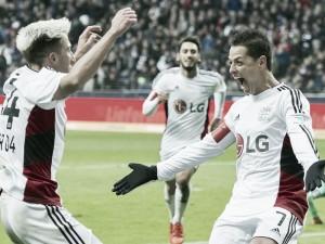 Eintracht Frankfurt 1-3 Bayer Leverkusen: Hernandez continues fine form for die Werkself