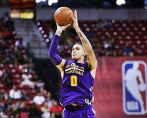 NBA Summer League, splende la stella di Kyle Kuzma