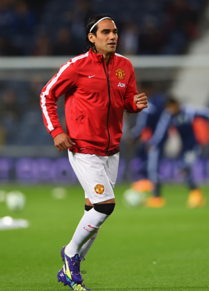 """Falcao missed out on start due to """"jet lag"""""""