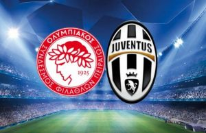 Live Olympiakos - Juventus, Diretta Champions League