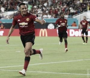 Manchester United decide na etapa inicial e vence Real Madrid pela Champions Cup