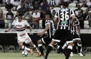 """Everton analisa estreia pelo São Paulo: """"Emoção grande"""""""