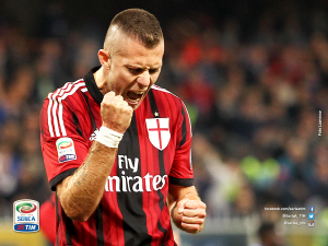 Sampdoria 2-2 AC Milan - Ménez's second half penalty salvages a point for the Rossoneri