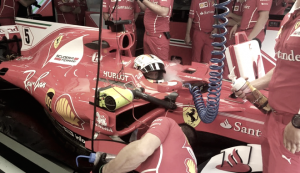 Problema elettrico al motore di Vettel, montata la quarta specifica dello 062